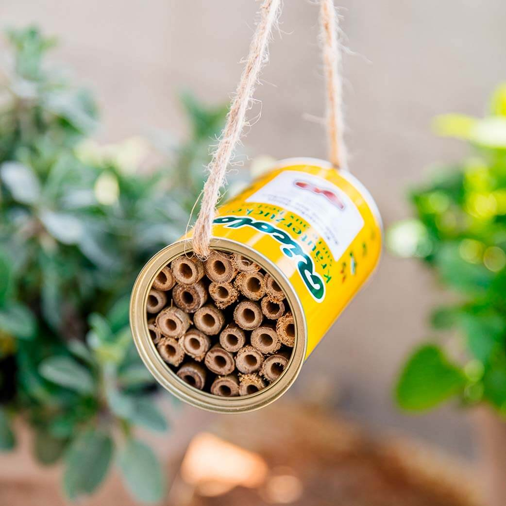 Ricola Bee Hotel How-To - Step  4