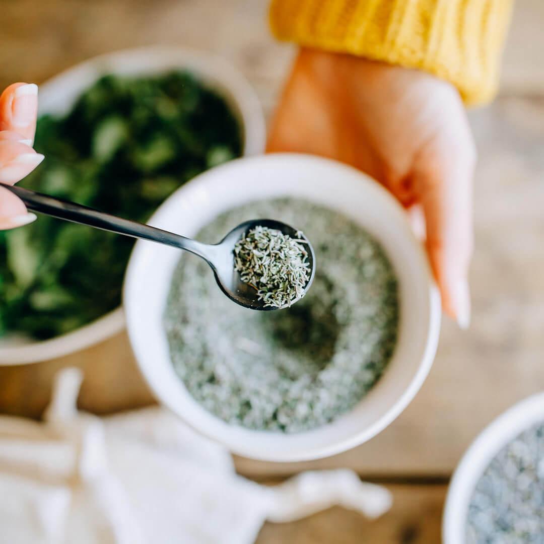 Ricola Sachets parfumés aux herbes Préparation - Step  1