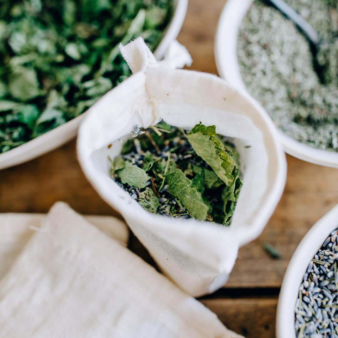 Ricola Sachets parfumés aux herbes Préparation - Step  5