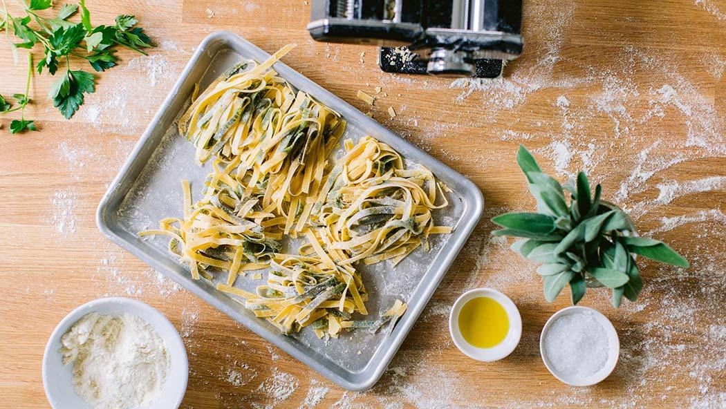Herb Pasta