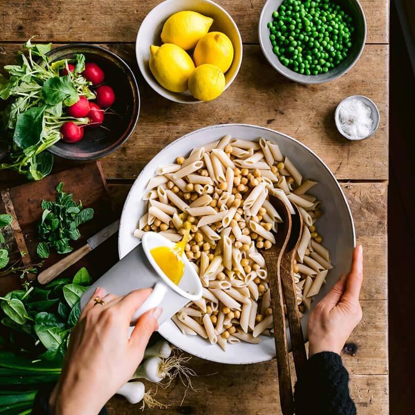 Ricola Kräuter-Pasta-Salat Rezept - Step  3