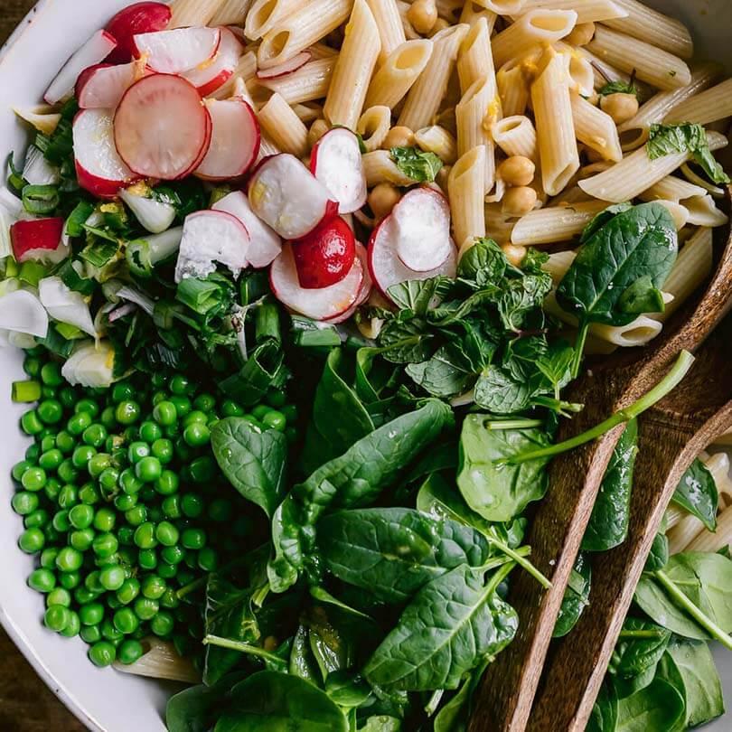 Ricola Kräuter-Pasta-Salat Rezept - Step  6