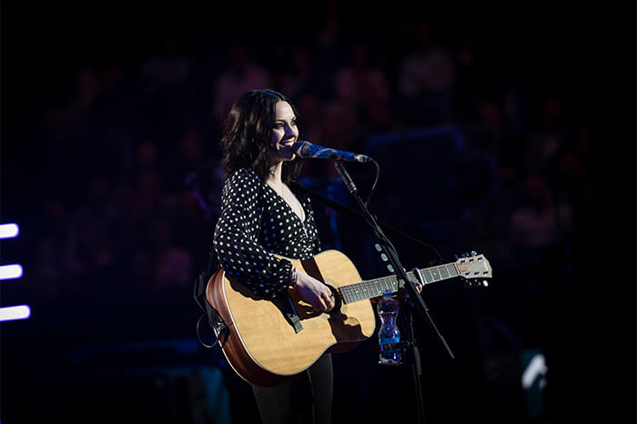 Interview with Amy Macdonald