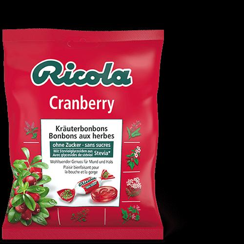 Ricola Cranberry