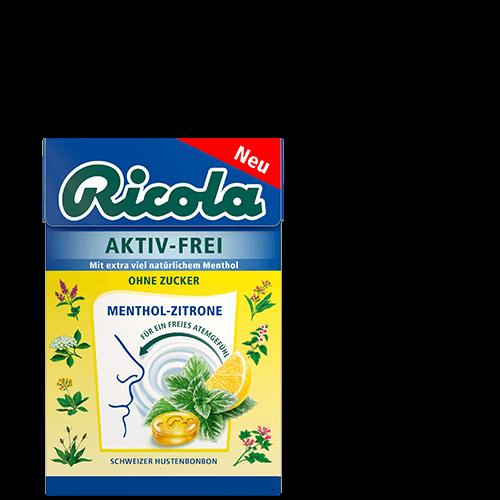 NEU   - Ricola Aktiv-Frei