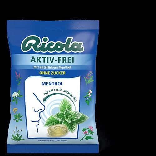Ricola Aktiv-Frei Menthol