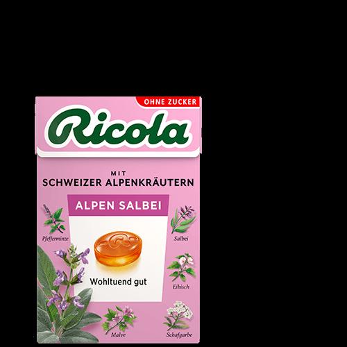 Ricola Alpen Salbei