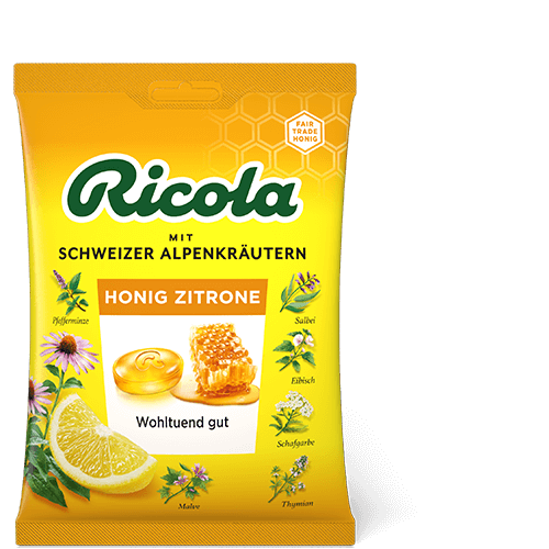 Ricola Honig Zitrone