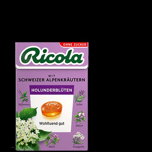 Ricola Holunderblüten
