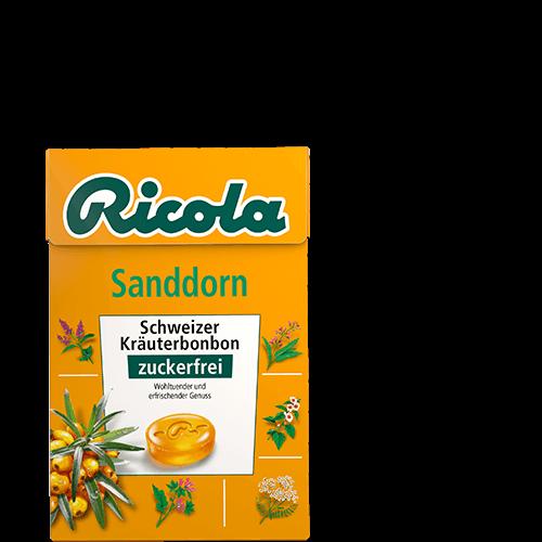 Ricola Sanddorn