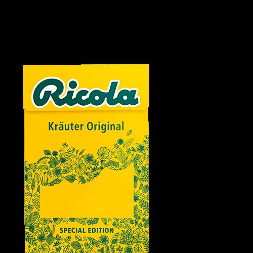 Ricola Elbphilharmonie Special Edition