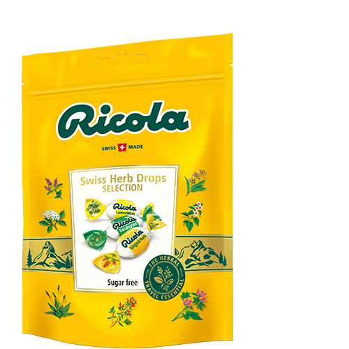 Ricola Ricola Travel Retail Exclusive Pouch
