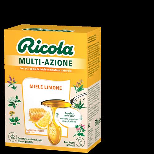 In esclusiva in farmacia - Ricola Multi-Azione