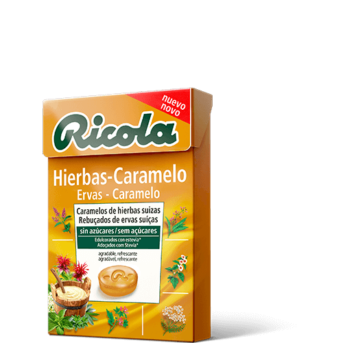 Ricola Herbal Caramel