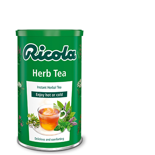 Ricola الشاي الفوري
