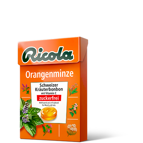 Ricola Orange Mint