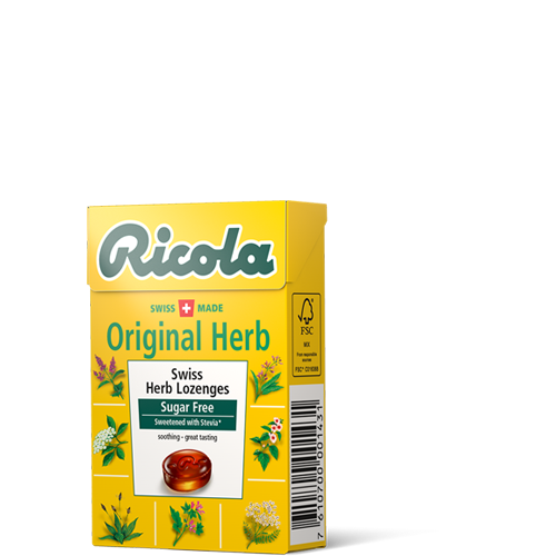 NEW MINI BOX - Ricola