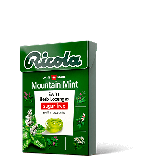 Ricola Mountain Mint