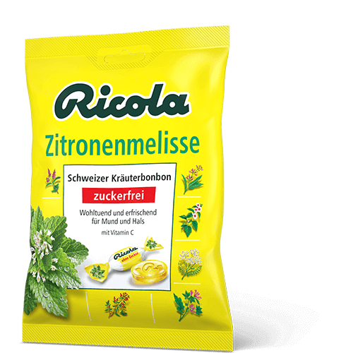 Ricola Lemon mint