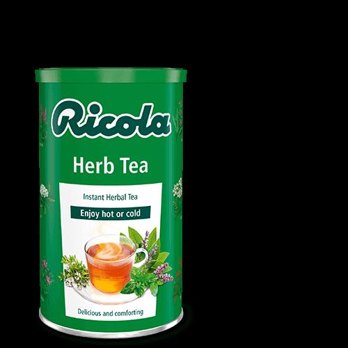 Ricola ชาสำเร็จรูป
