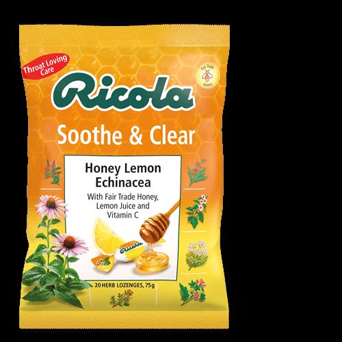 Ricola Soothe & Clear