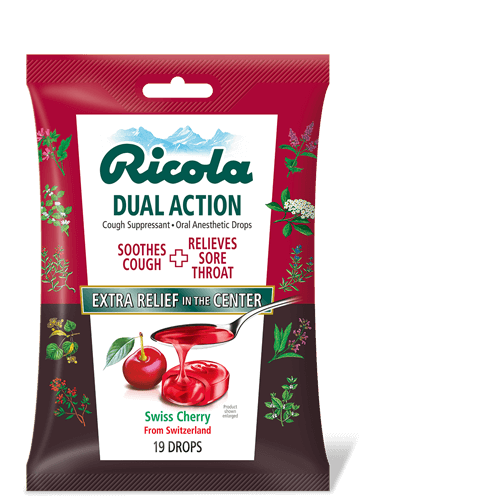 Ricola Dual Action