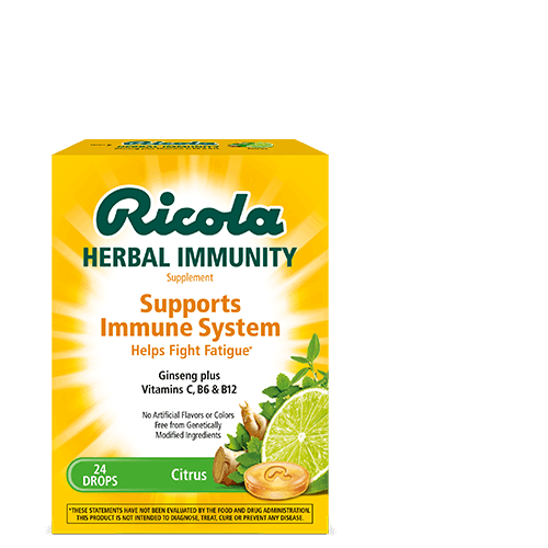 Ricola Herbal Immunity