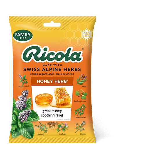 Ricola Honey Herb
