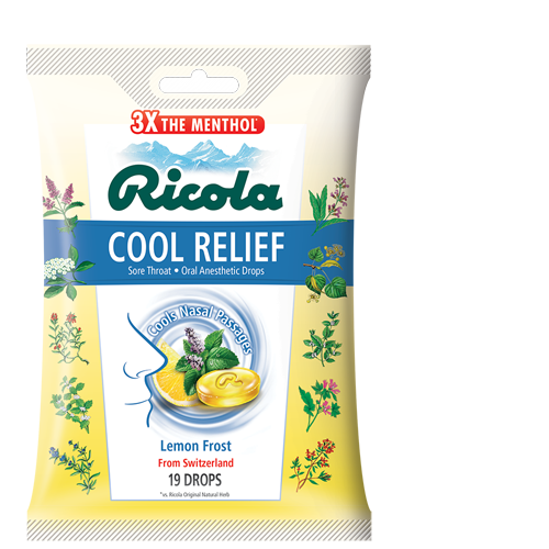 Ricola Cool Relief